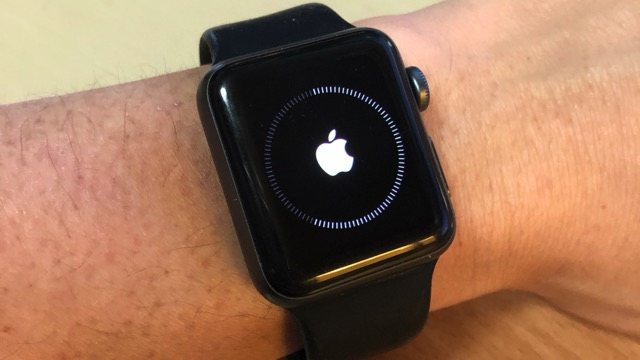 Apple Watchの初期化