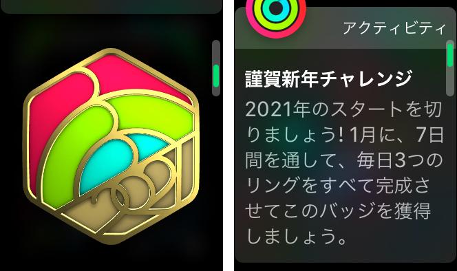 謹賀新年チャレンジ20201