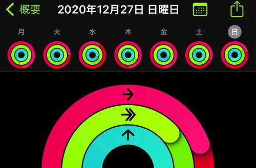 アクティビティ20201228
