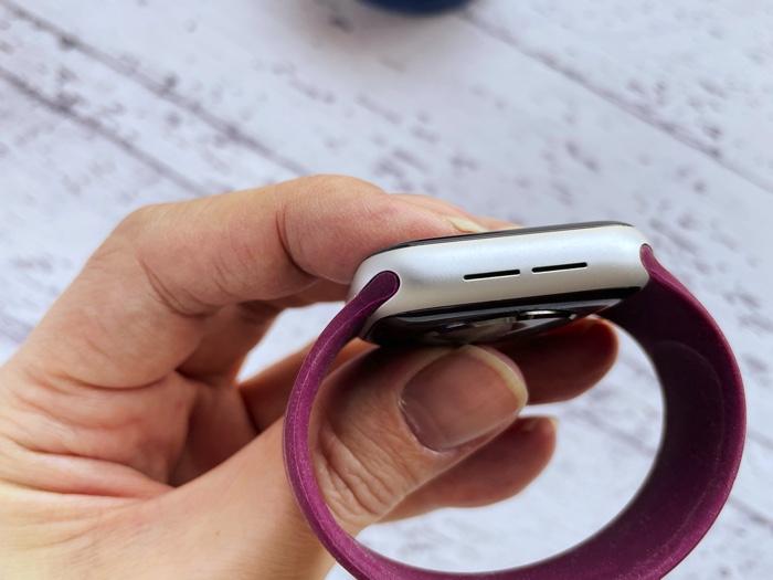 Apple Watchとのかみ合わせ