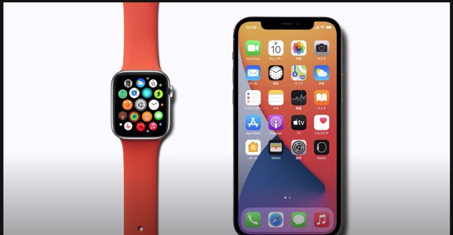 Apple Watchを消去する方法